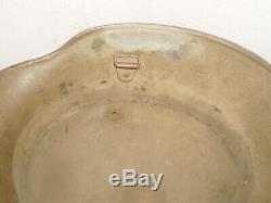 WW1 German/Austrian steel helmet W64, orig. Paint