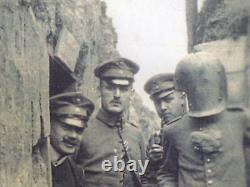 WW1 German Helmet Armor Elephant M