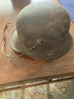 WW1 German Helmet Without Liner