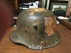 WW1 German M17 Mail Home Helmet