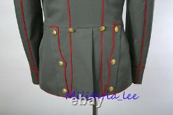 WW1 German M1915 Royal Prussian Uhlan Regimemt Field Gray Tunic All Sizes