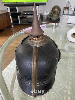 WW1 German Picklehaube Helmet
