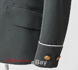WW1 German Rerpo M1910 Field Gray Royal Prussian Gabardine Tunic All Sizes