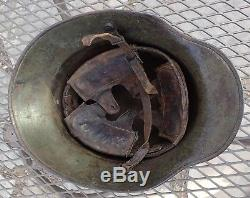 WW1 German Stahlhelm M17 Helmet Military WWI