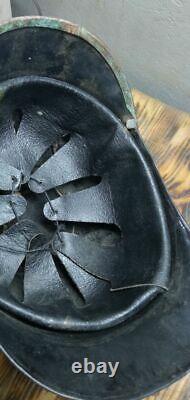 WW1 German Tin-plate Pickelhaube Helmet