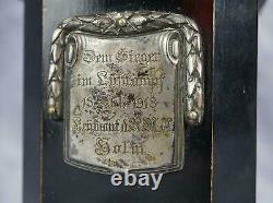 WW1 German award Navy pilot NAMED Marine Ehrenpreis Dem Sieger im Luftkampf WWII
