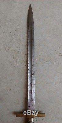 WW1 German firemans Dagger