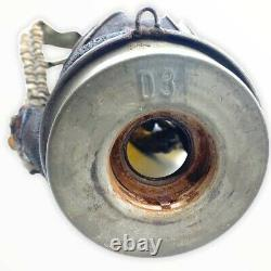WW1 Imperial German Gas Mask in Tin 1918 Dated