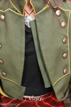 WW1 Imperial German Wurttemberg 25th Dragoon Regiment Uniform Jacket W PantsJ215