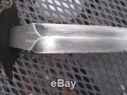 WW1 L. F. &C. U. S. 1918 Trench Knife Lander's Frary & Clark Vintage Original