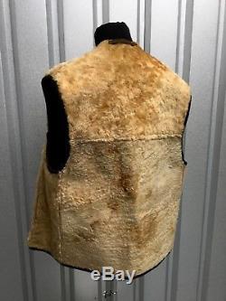 WW1 Leather Jerkin Utility WW1 Great War Vest WW1 Jerkin 1910 Leather Vest 40/42