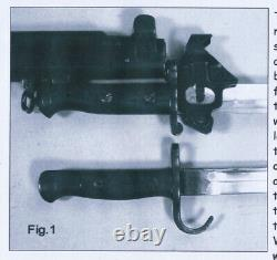 WW1 Lee Enfield SMLE. 303 Rifle WIRE BREAKER #1 Mk1 Very RARE & 100% GENUINE