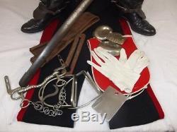 WW1 Montgomeryshire Yeomanry Cavalry Complete Uniform Set