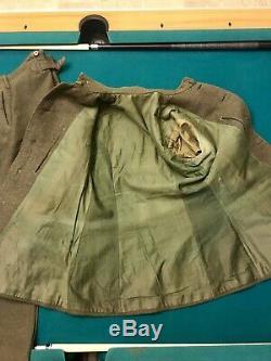 WW1 Patched 1/6 USMC Service Uniform EGA Marine Corps