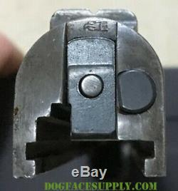 WW1 Remington UMC 1911 Slide/Barrel/Bushing- ORIGINAL PARTS! Colt, US&S, Ithaca