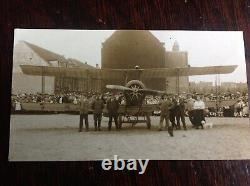 WW1 Royal Flying Corps Pilots Log Book