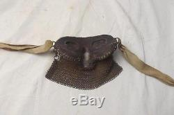 WW1 Tankers Chainmail Mask