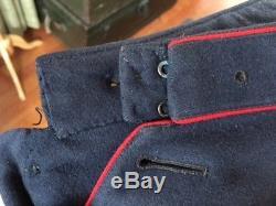 WW1 USMC Dress Blue Blouse NAMED to Cpl. Harry J. Reed 43rd Co. 5th Regt. A. E. F