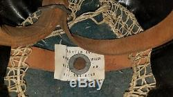 WW1 US Army Helmet ORIGINAL Doughboy w LINER and chin strap