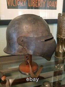 WW1 US Ford Experimental Helmet Model 8
