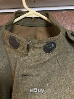 WW1 US Ordanance Uniform. Dated 1918