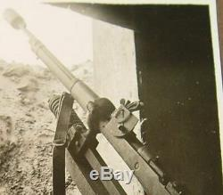 WW1/WW2 Original German quadrant alidade gew98