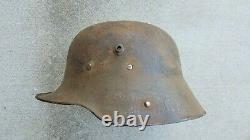 WW1 WWI German M16 Helmet No Damage ET64 Shell Only