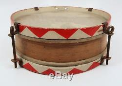 WW2 German marching snare drum youth band WW1 parade military soldier corp music