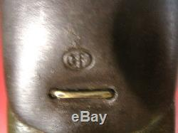 WWI AEF US Army M1917 Bayonet & Scabbard Winchester 1917 for M1917 Enfield