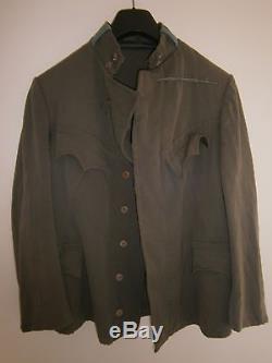 WWI Austrian Hungary field tunic