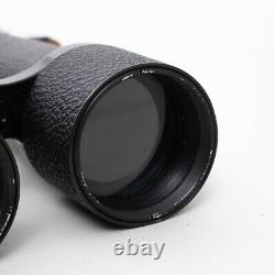 WWI Carl Zeiss Jena Delfort Binoculars 18x50 Original Leather Strap & Case