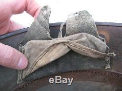WWI German Camo Helmet