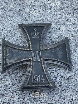 WWI German Iron Cross 1st Class (#1)