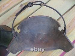 WWI German M16 Sniper Helmet #13