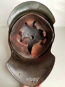 WWI German-Prussian Jaeger Zu Pferde Lobstertail Pickelhaube Spiked Helmet