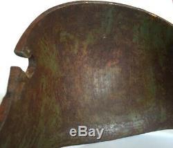 WWI German Stirnpanzer Helmet Camo WW 1 Camouflage Frontplate WW I Stahlhelm WW1