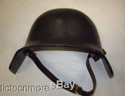 WWI IMPERIAL GERMAN ARMY STEEL COMBAT BODY ARMOR HELMET BROW PLATE