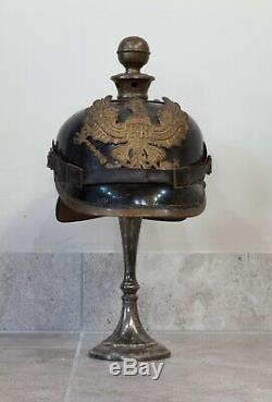 WWI Imperial German Artillery Helmet