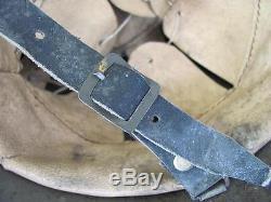 WWI ORIGINAL GERMAN AUSTRIAN TYPE M16 COMBAT STEEL HELMET Size 64