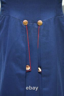 WWI ORIGINAL German Imperial Greatcoat Named to an officer