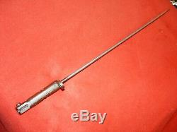 WWI Vintage Remington 1917 Bayonet Mismarked 1918 For Trenchguns And Enfields