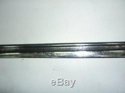 WWI WW1 German VC Schilling Suhl Bayonet Model 1898 RARE