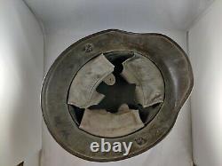 WWI WWII German Helmet ET64 64AK