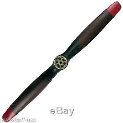 WWI Wooden Aircraft Propeller 48 inch by Authentic Models AP150