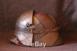 WWI original German M16 helmet size 66