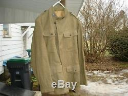WW 1 28th Tunic, Pants and Hat