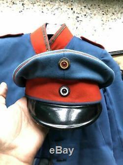 Waffenrock uniform ww1 german cavalry 5 hofgeismar regiment prussia no wehrmacht