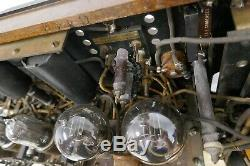 Western Electric CW 938A, 1st Transceiver, used on US WW1 Subhunters, 1918