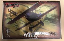 Wing Nut Wings 1/32 scale Fokker D. VII (ALB) Excellent Condition 32027