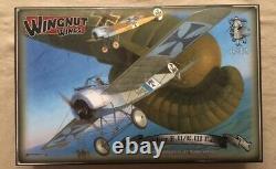 Wing Nut Wings 1/32 scale Fokker E. II/E. III Early Model Kit Excellent #32108